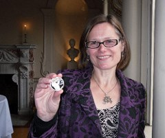 INTERVIEW JAMES JOYCE COIN DESIGNER MARY GREGOIRY