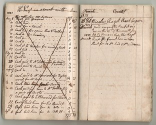 HENRY VOIGT'S PERSONAL ACCOUNT BOOK