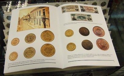 NEW BOOK: PRIVATE NOTES AND COPPER COINS OF URUGUAY (1867 - 1871)