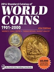 NEW BOOK: STANDARD CATALOG OF WORLD COINS 1901-2000, 41ST ED