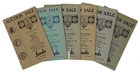 KOLBE-FANNING 129TH MAIL BID SALE CATALOG AVAILABLE