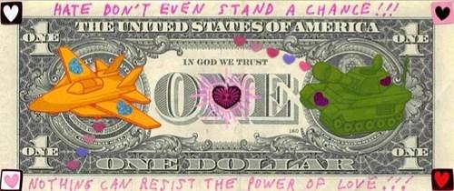 THE DANDELION DOLLAR