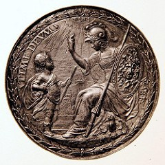 QUERY: 1768 ROYAL ACADEMY MEDAL DESIGN SOURCE SOUGHT