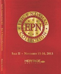 NEWMAN COLLECTION SALE II HARDCOVER EDITIONS OFFERED