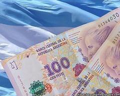 ARGENTINE EVITA 100-PESO NOTES ARE LEGAL TENDER