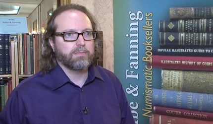 VIDEO: DAVID FANNING ON NUMISMATIC LIBRARIES