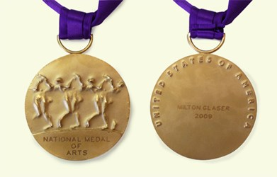 2013 NATIONAL MEDALS OF ARTS AND HUMANITIES
