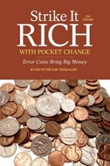 NEW BOOK: STRIKE IT RICH WITH POCKET CHANGE, 4TH EDITION