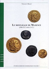 NEW BOOK: THE COINAGE OF MAXENTIUS