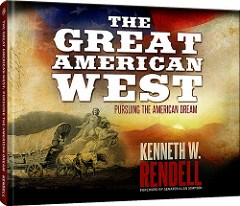 NEW BOOK: THE GREAT AMERICAN WEST