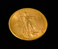 1933 DOUBLE EAGLE MOVES UPTOWN TO NEW-YORK HISTORICAL SOCIETY