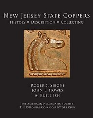 NEW BOOK: NEW JERSEY STATE COPPERS