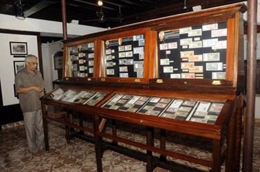 THE NUMISMATICS MUSEUM OF UDUPI, INDIA