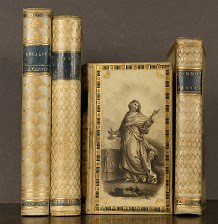 FINE BINDINGS FROM EDWARDS OF HALIFAX