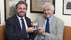 WELSH SPORTS HALL OF FAME ACQUIRES 1893 TRIPLE CROWN GOLD MEDAL