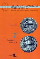 NEW BOOK: SYLLOGE NUMMORUM PARTHICORUM