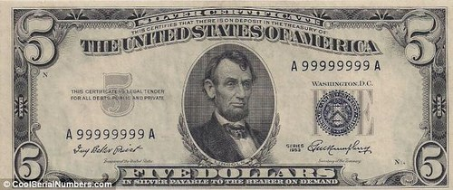 ARTICLE DISCUSSES MARKET FOR FANCY SERIAL NUMBERS
