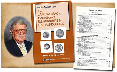 HARVEY STACK ON THE JAMES STACK COLLECTION, PART 1