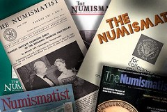 THE JOYS OF BACK ISSUES OF THE NUMISMATIST