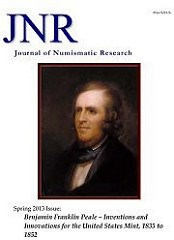 THE JOURNAL OF NUMISMATIC RESEARCH