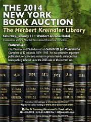 KOLBE & FANNING NEW YORK BOOK AUCTION SATURDAY JAN. 11