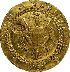 BRASHER DOUBLOON REALIZES $4,582,500 AT HERITAGE AUCTION