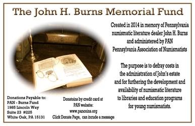 THE JOHN H. BURNS MEMORIAL FUND