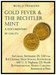 FILM: GOLD FEVER AND THE BECHTLER MINT