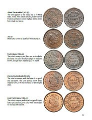 NEW BOOK: GRADING GUIDE FOR EARLY AMERICAN COPPER COINS