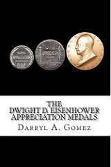 NEW BOOK: EISENHOWER APPRECIATION MEDALS
