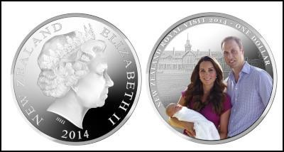 SOME NEW COIN DESIGNS: MARCH 9, 2014