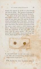 HERITAGE TO OFFER 1850 ECKFELDT-DUBOIS WITH GOLD SAMPLE