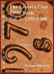 NEW BOOK: THE LINCOLN CENT RPM BOOK VOL. 2