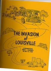 JOHN HUFFMAN AT THE INVASION OF LOUISVILLE