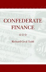 BOOK REVIEW:CONFEDERATE FINANCE