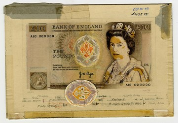 EXHIBIT: CURIOSITIES FROM THE BANK OF ENGLAND VAULTS