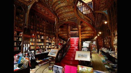 THE WORLD'S MOST BEAUTIFUL BOOKSHOPS
