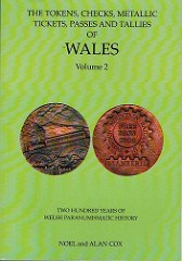 NEW BOOK: THE TOKENS OF WALES