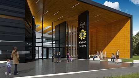 ROYAL MINT TO OPEN VISITOR CENTRE IN 2015