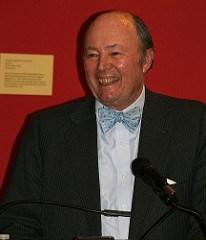 JOHN W. ADAMS RECEIVES HUNTINGTON AWARD HONOR