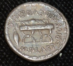 GAMES AND FESTIVALS ON ROMAN COINS