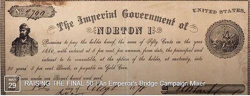 EMPEROR NORTON'S BRIDGE