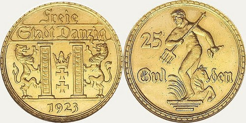 FEATURED WEB PAGE: FREIE STADT DANZIG COINS