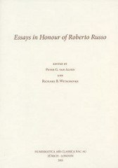 NEW BOOK: ESSAYS IN HONOUR OF ROBERTO RUSSO