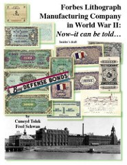 NEW BOOK: FORBES LITHOGRAPH CO. IN WWII