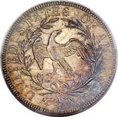 THE BALDENHOFER-NORWEB 1797 HALF DOLLAR