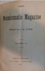 THE NUMISMATIC MAGAZINE 1891