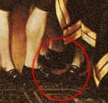 FANCY FOOTWORK IN TRUMBULL'S DECLARATION PAINTING