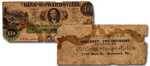 J.H. CHILDREY, RICHMOND COIN BUYER