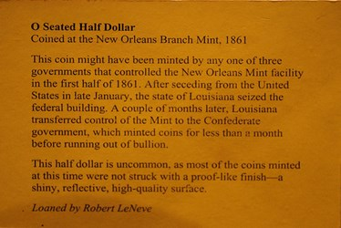 MORE ON CONFEDERATE MINTING IN NEW ORLEANS